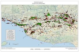 ventura county map maps cfrog citizens for responsible and gas