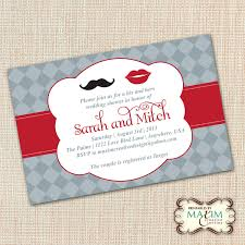 mustache invitations engagement party invitations wording casual engagement