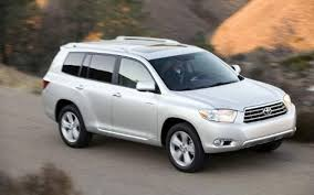 toyota highlander hybrid 2005 2009 toyota highlander hybrid reviews and rating motor trend