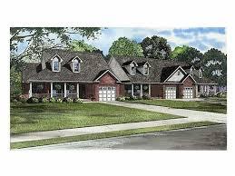 multi family house plans triplexes u0026 townhouses u2013 the house plan shop