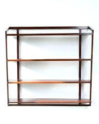 unusual shelving creative unique wall shelves minimalist turn a chair back into a