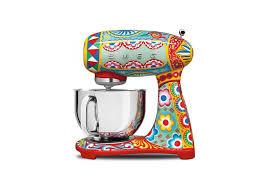 Smeg Appliances Dolce Gabbana S Smeg Kitchen Appliances Are Here To Help You