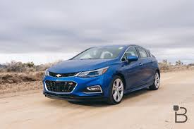 hatchback cars 2017 chevy cruze hatchback review the perfect everyday driver
