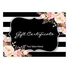 the 25 best gift certificate templates ideas on pinterest gift