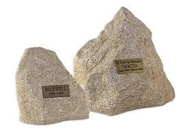 urns for pets pet urns limestone rock urn