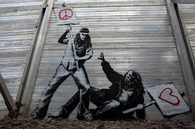 collector says banksy mural cursed his house huffpost collector says banksy mural cursed his house