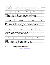 free jumbled words worksheet for grade 1 my free printable