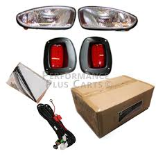 ezgo headlight kit