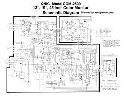 qnic cgm 2500 25