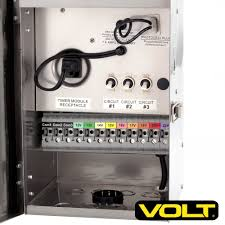 low voltage landscape lighting burning at splices pics