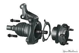 how to replace wheel bearings yourmechanic advice