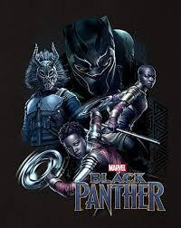 black panther marvel marvel s black panther gets a batch of promotional artwork
