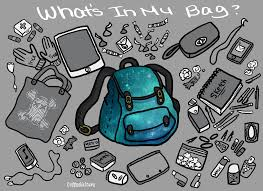 Meme Bag - what s in my bag meme by coffeevulture on deviantart