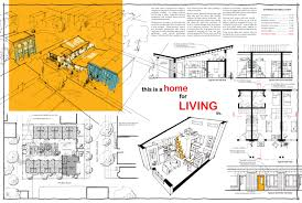 Floor Plans For 2 Story Homes by Tiny Homes Competition Winner Announced News American