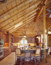 log cabin open floor plans log home open floor plan log homes inside out
