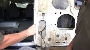 installation of a peak wireless back up camera on a 2006 ford e