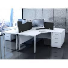Modern Corner Desks Emejing Modern White Corner Desk Ideas Liltigertoo