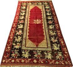 the orient bazaar turkish handwoven carpet vintage kayseri