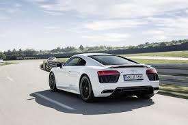 audi germany audi r8 v10 rws is their rear wheel drive purist supercar