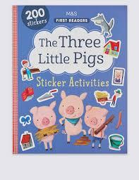 pigs sticker book u0026s