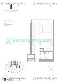 reef residence floor plans justproperty com