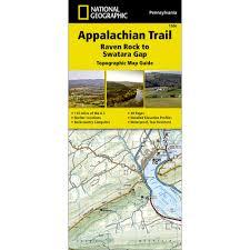 Michaux State Forest Map by 1506 Appalachian Trail Raven Rock To Swatara Gap Pennsylvania