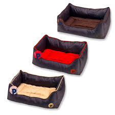 Kong Dog Beds Bedroom Foxy Country Dog Waterproof Oval Beds Pack Leader Bed