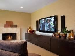 Wall Hung Tv Cabinet With Doors by Wall Mounted Media Storage Foter