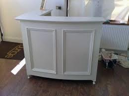 Antique Reception Desk French Style Shabby Chic L Shape Reception Desk Retail Cash Desk