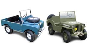 land rover jeep toylander is the teeny tiny land rover for kids