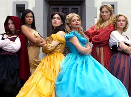 just when you thought disney princesses were played out whitney