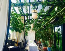 the rooftop dining area picture of gramercy park hotel new york