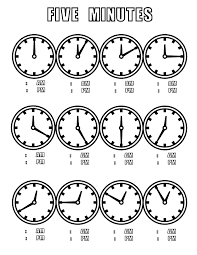 time worksheet how to tell time on a clock wosenly free worksheet