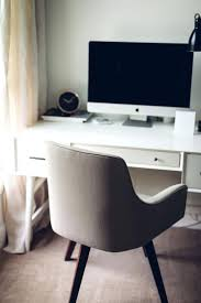 Desk Chairs Upholstered Office Chair Without Wheels No Desk