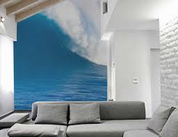 wave wall decal image collections home wall decoration ideas deep blue wave wall mural gadget flow deep blue wave wall mural amipublicfo image collections