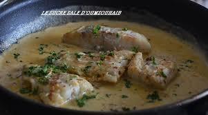 cuisiner dos de cabillaud poele recette filet de cabillaud congelé le sucré salé d oum souhaib