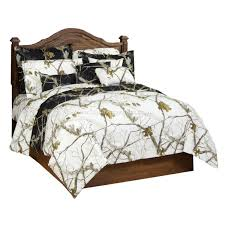 Realtree Camo Duvet Cover Ap Black U0026 Snow Bedding U0026 Decor By Realtree Rustic Bedding U0026 Decor