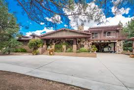 custom santa fe style home coming soon in prescott az