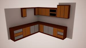 kitchen cabinet 3d design hhh star renovation u0026 construction builder