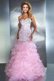 light blue and pink prom dress best dressed