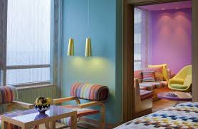 Colorful Furniture by Hotel Near The Shore Of The Persian Gulf In Kuwait Keribrownhomes