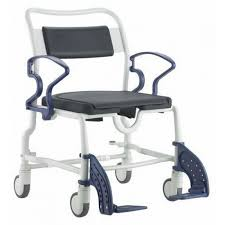extra wide wheeled shower commode chair sports supports