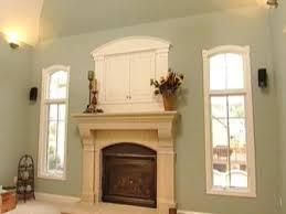 interior prefabricated wood burning fireplace wayfair lighting