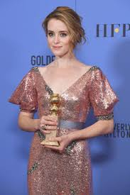 claire foy won golden globes award for best performance by an