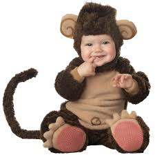 Toddler Costume Lil U0027 Monkey Elite Collection Infant Toddler Costume