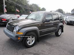black jeep liberty 2005 jeep liberty information and photos zombiedrive