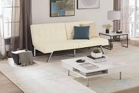 futon living room emily futon vanilla furniture shop