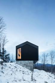 Contemporary Mountain Cabin Top 25 Best Modern Cabins Ideas On Pinterest Small Modern Cabin