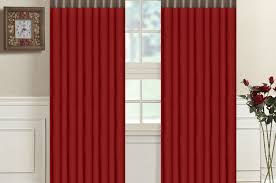 Floral Lined Curtains Curtains Red Flower Curtains Gentleman Brown And Purple Curtains