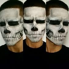 skull facepaint imgur